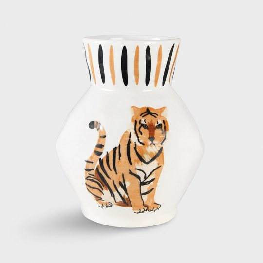 Tigervase